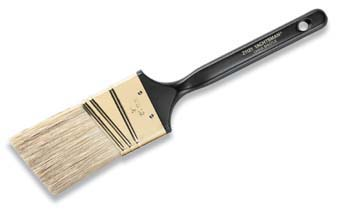 "WOOSTER Z1121 YACHTSMAN ANGULAR SASH PAINT BRUSH SIZE:2"" PACK:12 PCS."