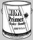 XIM 11021 400W WHITE PRIMER SEALER BONDER SIZE:1 GALLON.